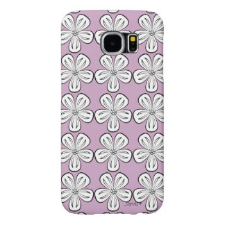 Fun Florals: DYI Coloring by Sonja A.S. Samsung Galaxy S6 Cases