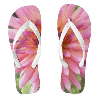 Fun Flower Flip Flops Thongs