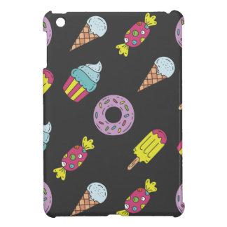 Fun Food Pattern Cover For The iPad Mini