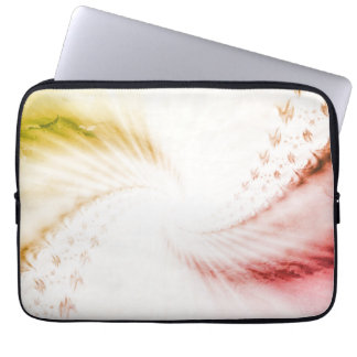 Fun Fractal Art Laptop Sleeve