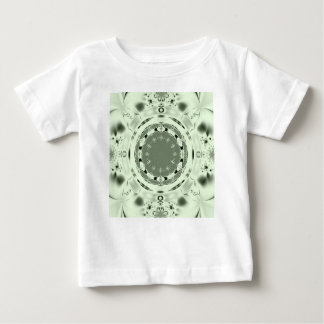 Fun Fractal Blank Background Baby T-Shirt