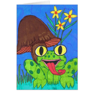 Fun Froggy All-Occasion Card