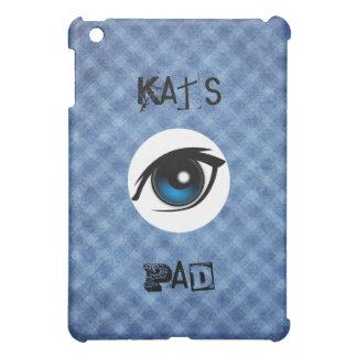 Fun Funky Eye add name? Speck iPad Case