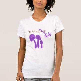 Fun Gal Purple copy T-Shirt