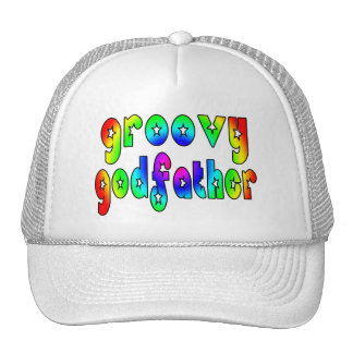 Fun Gifts for Godfathers Groovy Godfather Hat