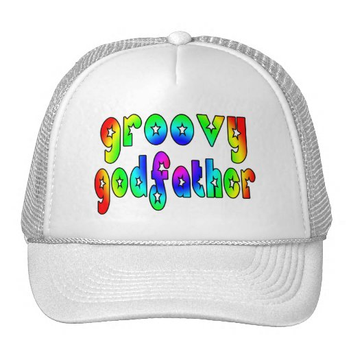 Fun Gifts for Godfathers : Groovy Godfather Hat