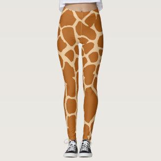 Fun Giraffe Spots Leggings