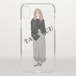 FUN GIRL iPhone X CASE