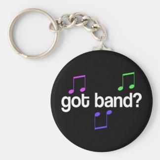 Fun Got Band Keychain