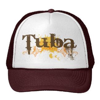 Fun Grunge Tuba Hat