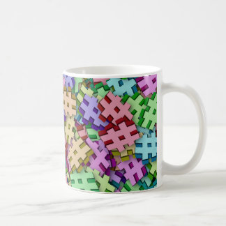 Fun Hashtags Coffee Mug