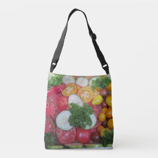 Fun Heirloom Tomato Tote Bag