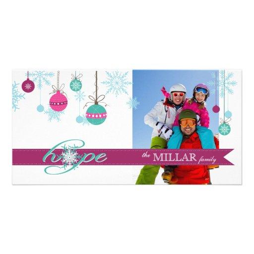 Fun, Holiday Photo card
