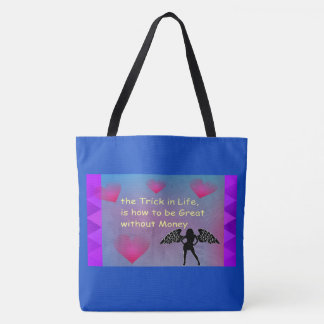 Fun How to be Great Tote Bag