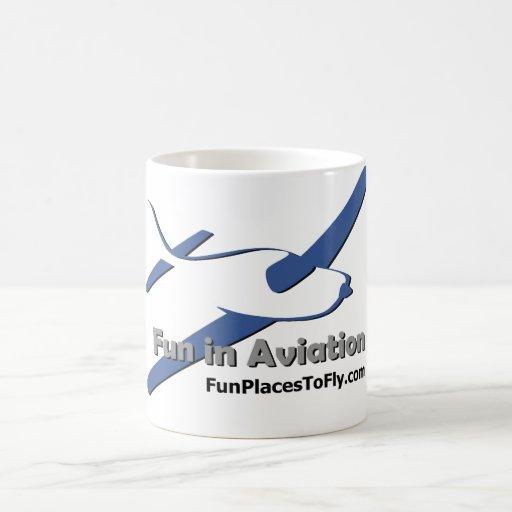 Fun in Aviation Coffee Mug