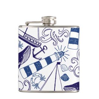 Fun in the Sea Flasks
