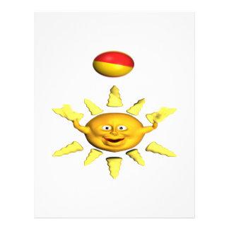 Fun In The Sun Personalized Flyer