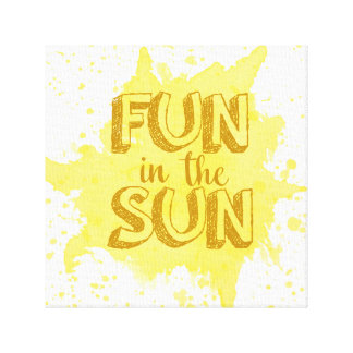 Fun in the Sun Wall Art