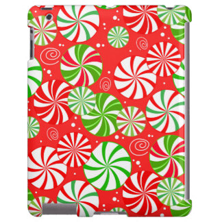 Fun iPad cover mint candy red green