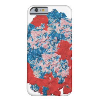 Fun IPhone 6 Barely There case with colorful clay