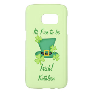 Fun Irish St. Patrick's Day Name Personalized