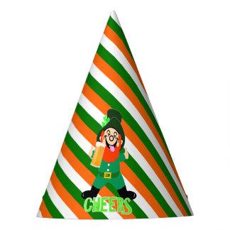 Fun Irish Themed  Lucky Leprechaun Party Party Hat
