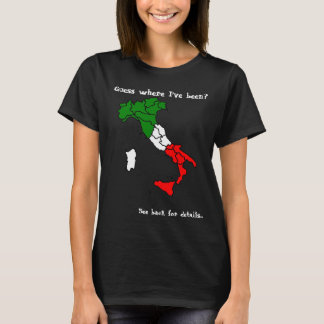 Fun Italy T-Shirt - Black Edition