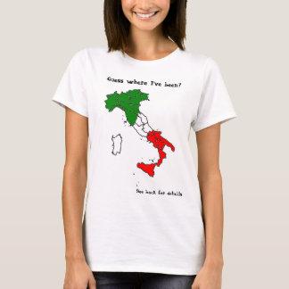 Fun Italy T-Shirt - White Edition