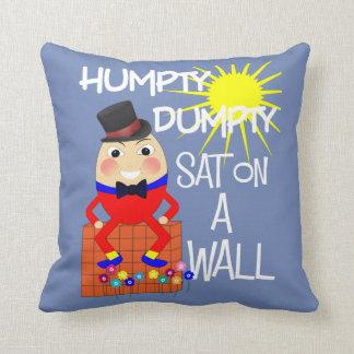 Fun Jolly Nursery Rhyme Humpty Dumpty Cute Cushion