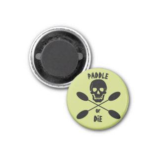 Fun Kayak Pirate Magnet
