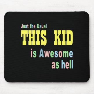 Fun kid ideas mouse pad