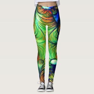Fun leggings pilates