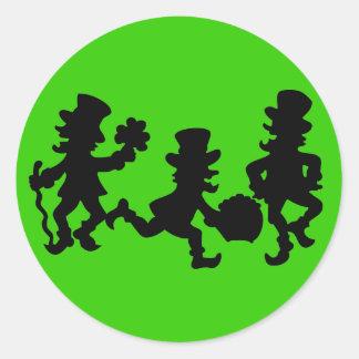 Fun Leprachuan sticker