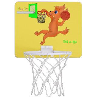 Fun Mini Basketball Hoop - Happy Basketball