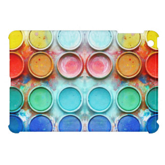 Fun paint color box iPad mini case
