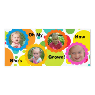 Fun Party Birthday Invitations