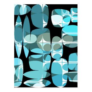 Fun Pattern 06 Postcard