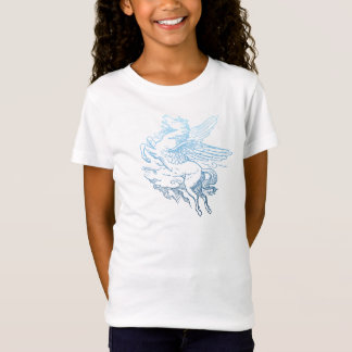 Fun Pegasus Girls Top