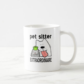 Fun Pet Sitter Extraordinaire Coffee Mug