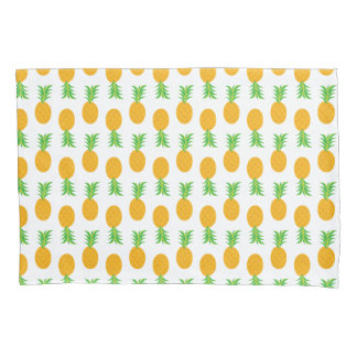 Fun pineapple Pattern pillow cover
