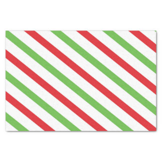 Fun Pizza stripe pattern party tissue Tissue Paper