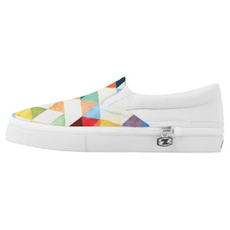 Fun&Playful Sneaker Printed Shoes