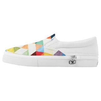 Fun&Playful Sneaker Slip On Shoes