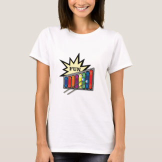 fun pop word cloud T-Shirt
