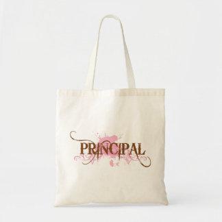 Fun Principal Grunge Gift Tote Bag