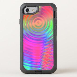 Fun Ripples OtterBox Defender iPhone 7 Case