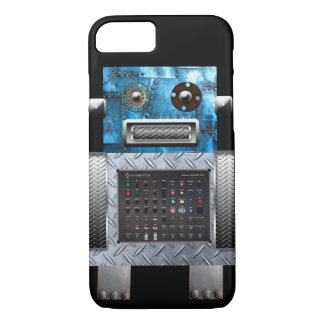 Fun Robot Iphone Case