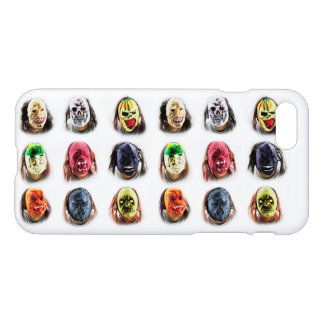 Fun Scary Masks iPhone 8/7 Case
