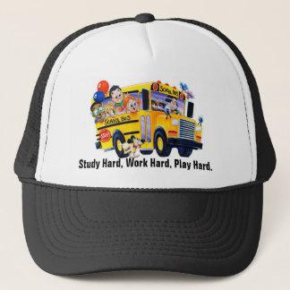 Fun School Bus Driver Party Hat