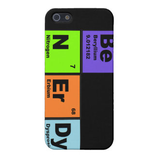 Fun Science iPhone Case iPhone 5/5S Cover